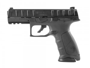 Pistolet wiatrówka Beretta APX black 4.5 mm BB CO2