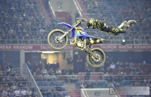 Diverse night of the jumps kraków 2017 - Zawody FMX