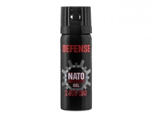 Gaz Pieprzowy Defense Nato Żel 50 ML G-001