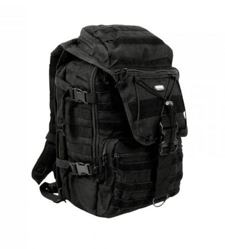 b5813cd478854 Plecak WOJSKOWY Taktyczny TEXAR Traper grom lub cywilu miejski turystyczny.  Czarny