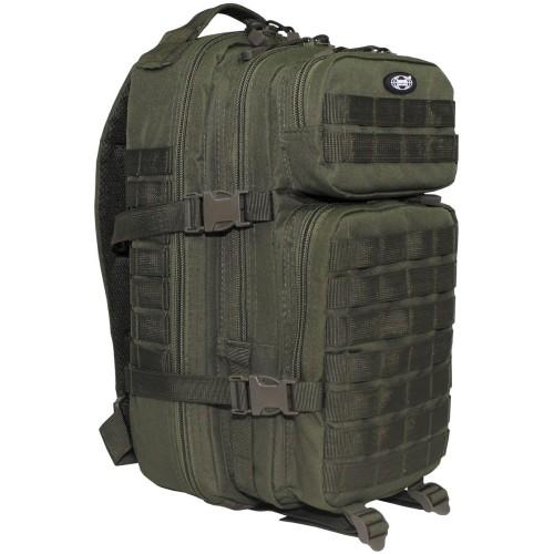 a0070500032a6 PLECAK taktyczny wojskowy US ASSAULT Molle 25l oliv Militaria ...