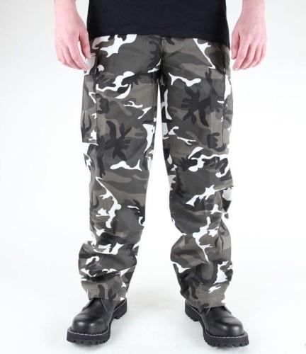Spodnie bojówki taktyczne US Ranger BDU Urban Moro od M do XXL