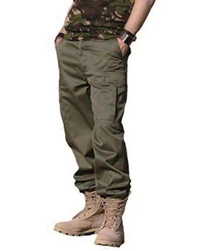 Spodnie bojówki taktyczne US Ranger BDU oliv XL