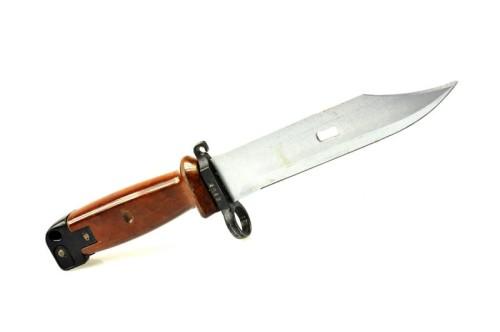 BAGNET 6H4 AK47 nóż finka oryginał WP NOWY HIT LWP numery niezgodne