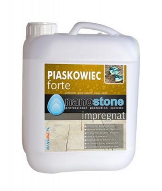 Impregnat Do Piaskowca Kamienia 5l Stoneprotect Nanoimpregnacja