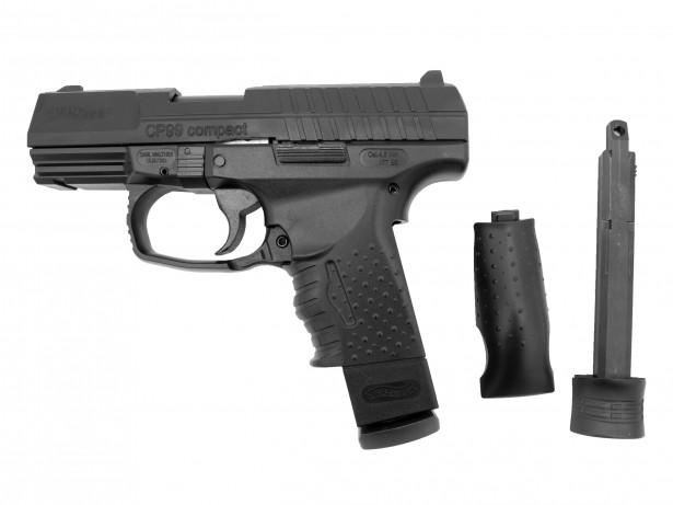 Pistolet wiatrówka Walther CP99 Compact 4 5 mm CO2