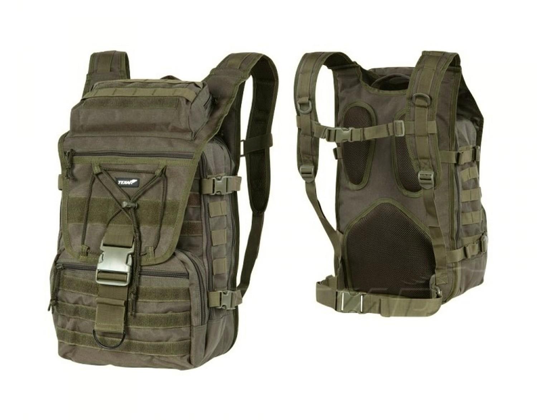 d2bb7d057156a Plecak WOJSKOWY Taktyczny TEXAR Traper olive lub cywilu miejski ...