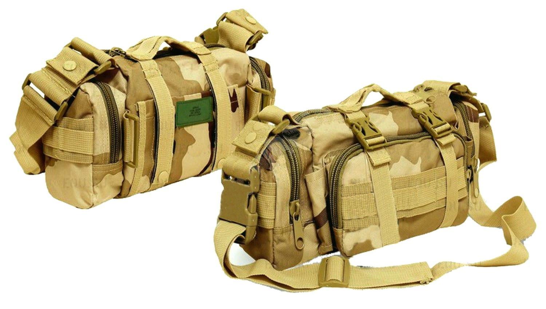 08e8fc15b9db74 Torba biodrowa taktyczna desert MFH nerka CARGO Militaria Demobil ...