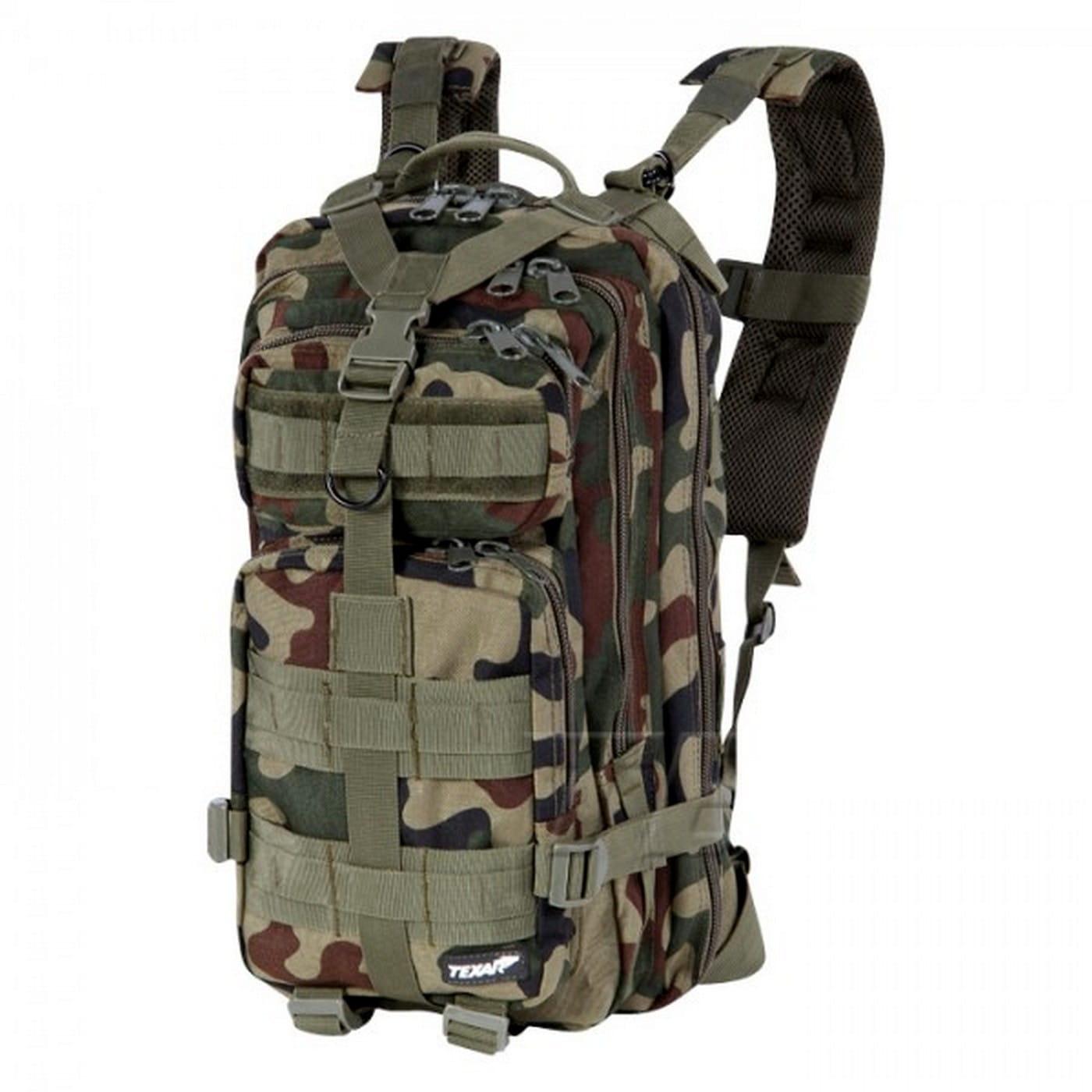 833943ddad0cd Taktyczny PLECAK wz 93 wojskowy patrolowy uniwersalny MOLLE 25l  kompensacyjny kordura TEXAR Assault Pack