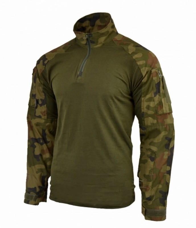 bluza taktyczna czarna militaria