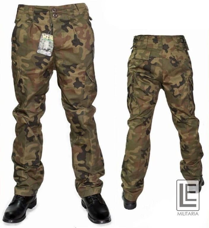 80e6286610c0e7 SPODNIE wz 93 PANTERA XL wojskowe 108/180 wz10 NEW Militaria Demobil ...