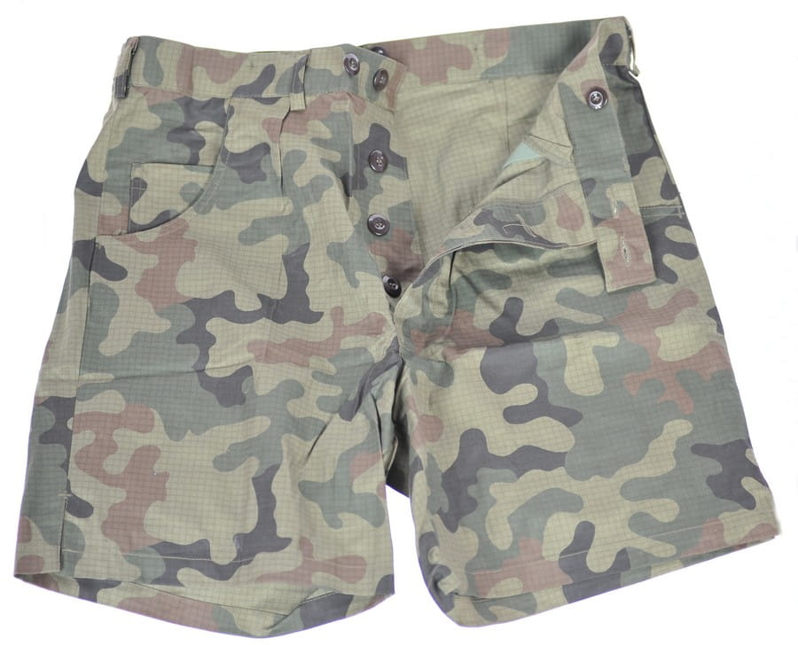 spodnie wojskowe puma