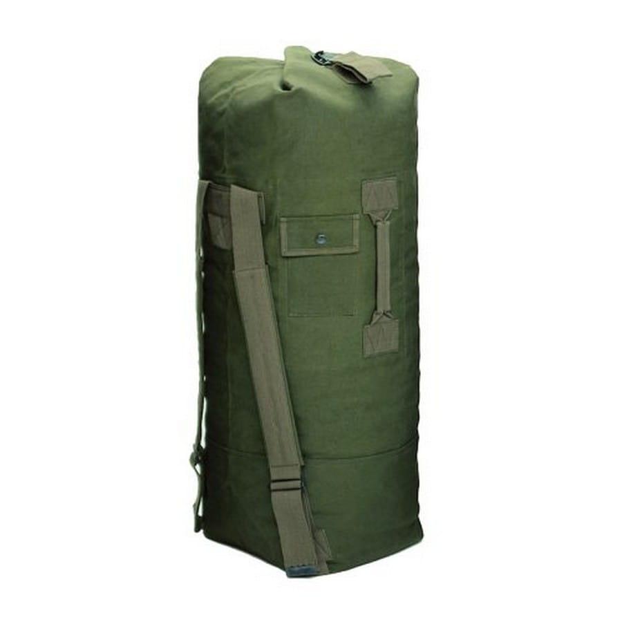 1737df71970d2 Worek transportowy plecak Medium 75L Mil-Tec olive zeglarski marynarski szelki kieszen 1.  ...